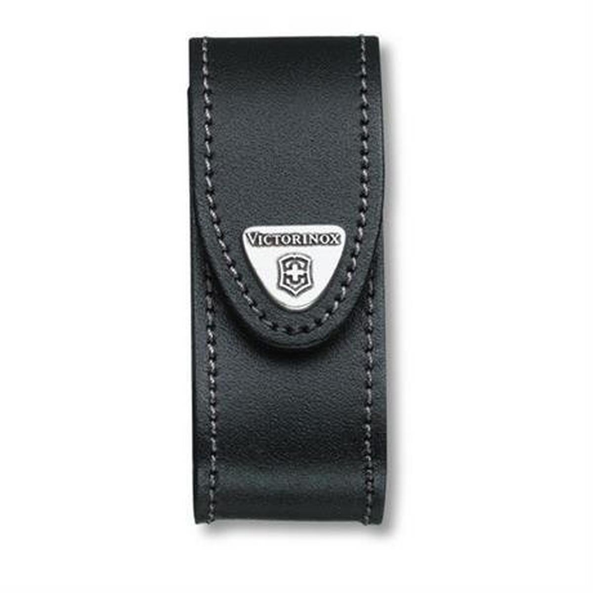 Swiss Army Victorinox Swiss Knife Spare / Accessory Black Leather Belt Pouch