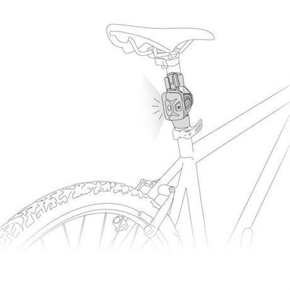 Petzl Charlet Petzl Headtorch Spare/Accessory: Bike Adapt