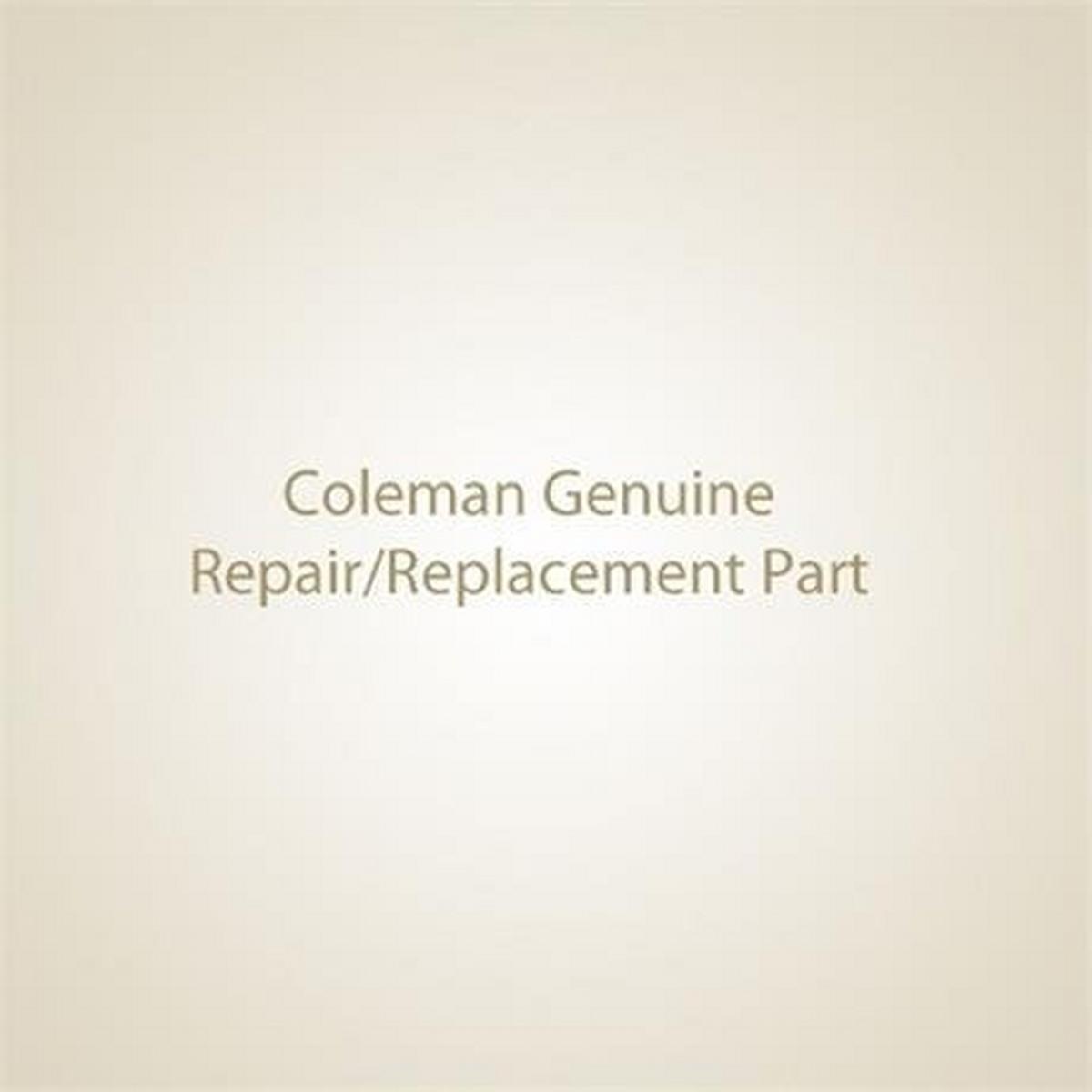 Coleman Lantern Mantle LARGE (pack of 3)