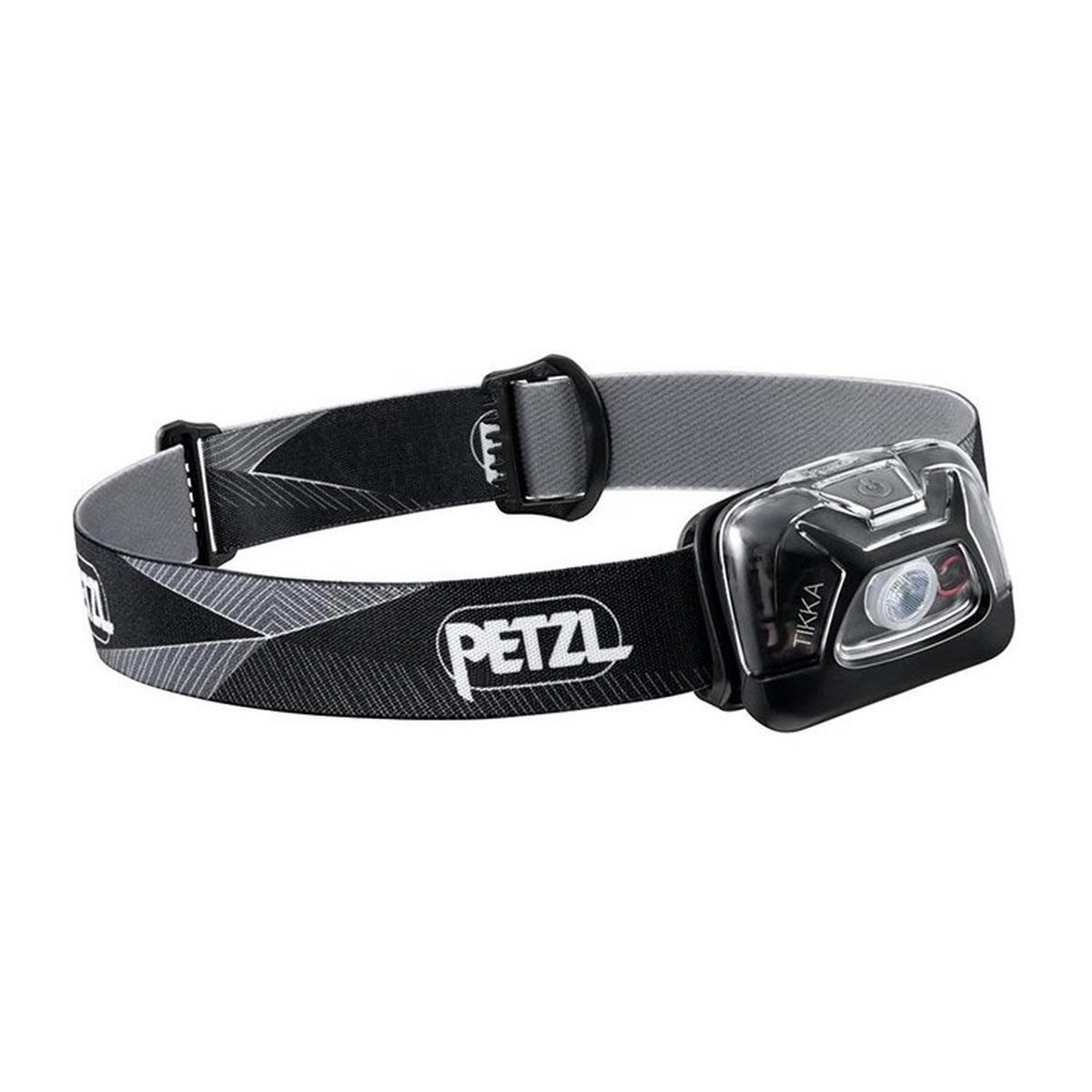 Petzl Charlet Petzl Headtorch Tikka Black