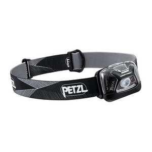 Petzl Headtorch Tikka Black