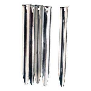 Steel V Peg 5-Pack - Metal