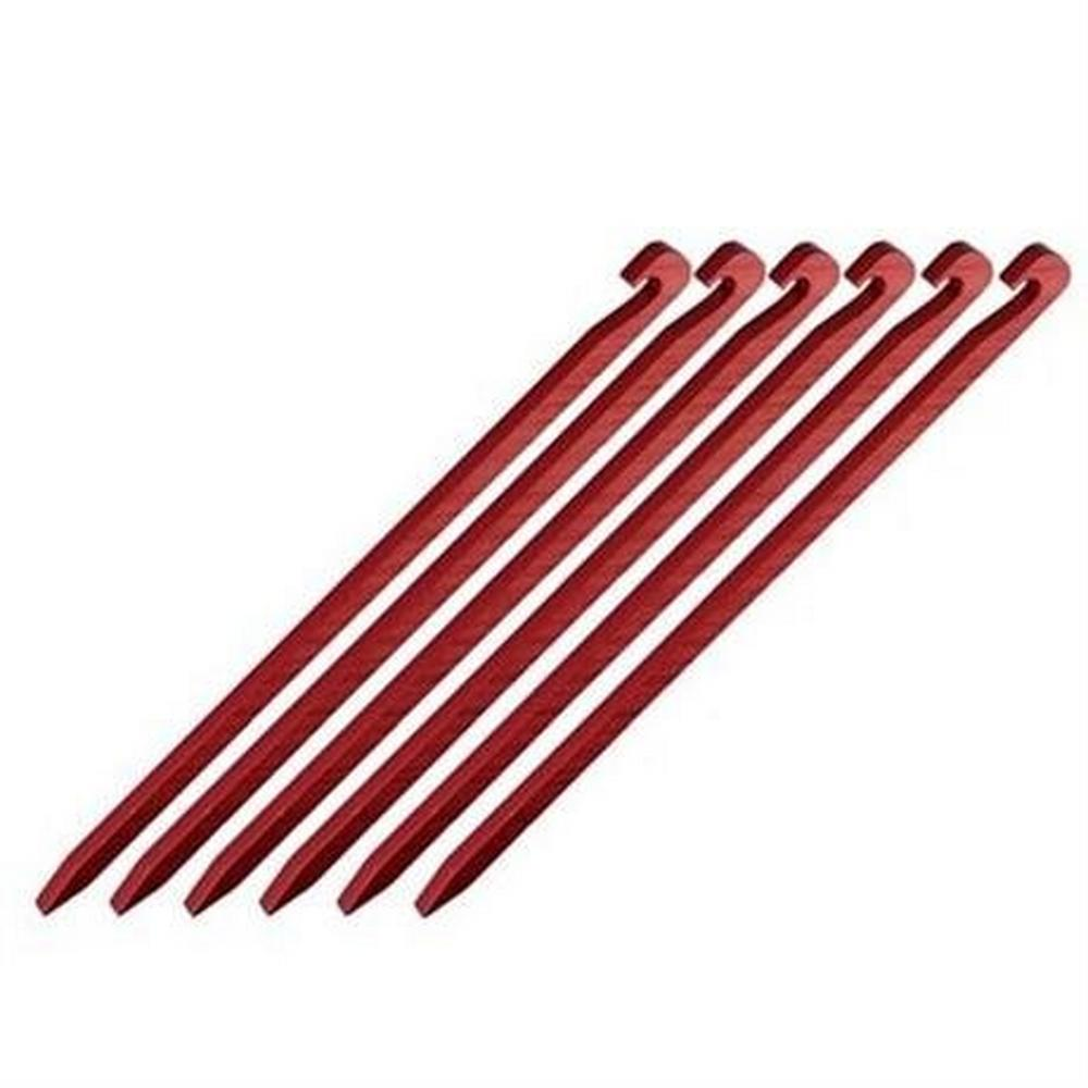 Lightwave Tent Spare/Accessory: Lightning Pegs (Pack of 6)