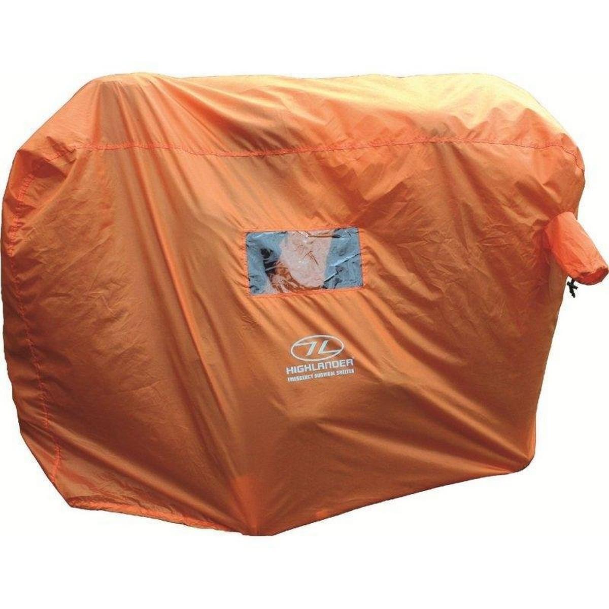 Highlander 4-5 Person Emergency Survival Bag