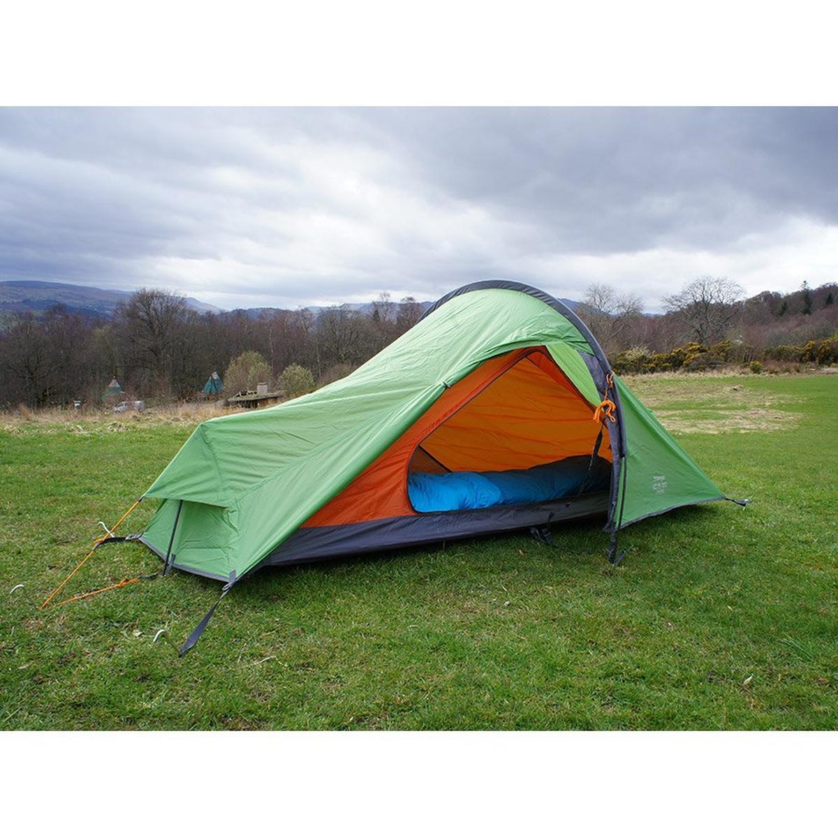 Vango Nevis 100 1 Person Tent - Pamir Green
