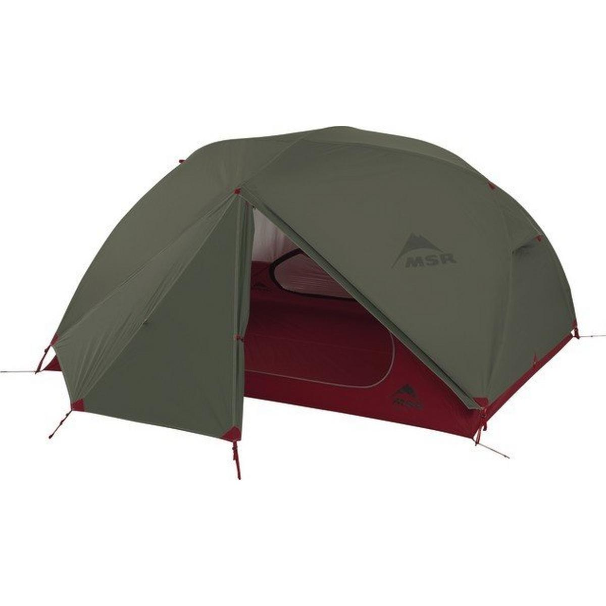 M.s.r. MSR Elixir 3 Person Tent - Green