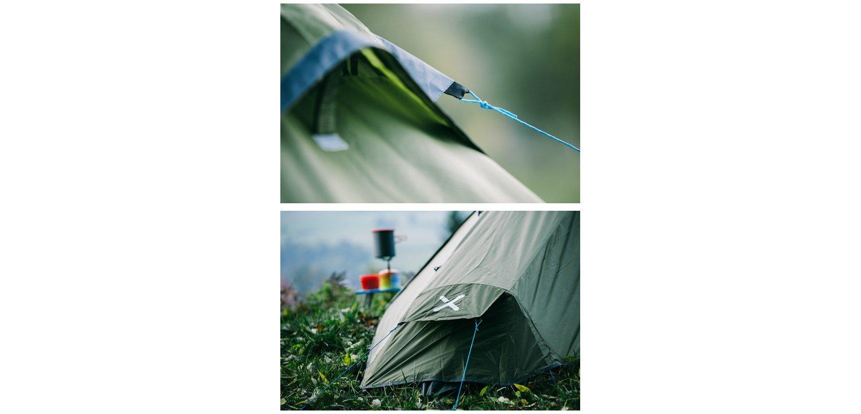 Phoxx I Backpacking Tent