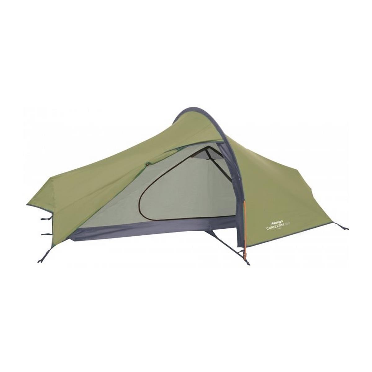 Vango Cairngorm 100 One Man Tent - Dark Moss