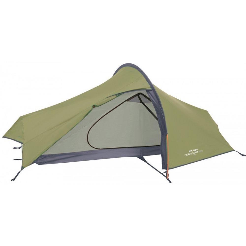 Vango Cairngorm 200 | 2 Person Tent ? Dark Moss