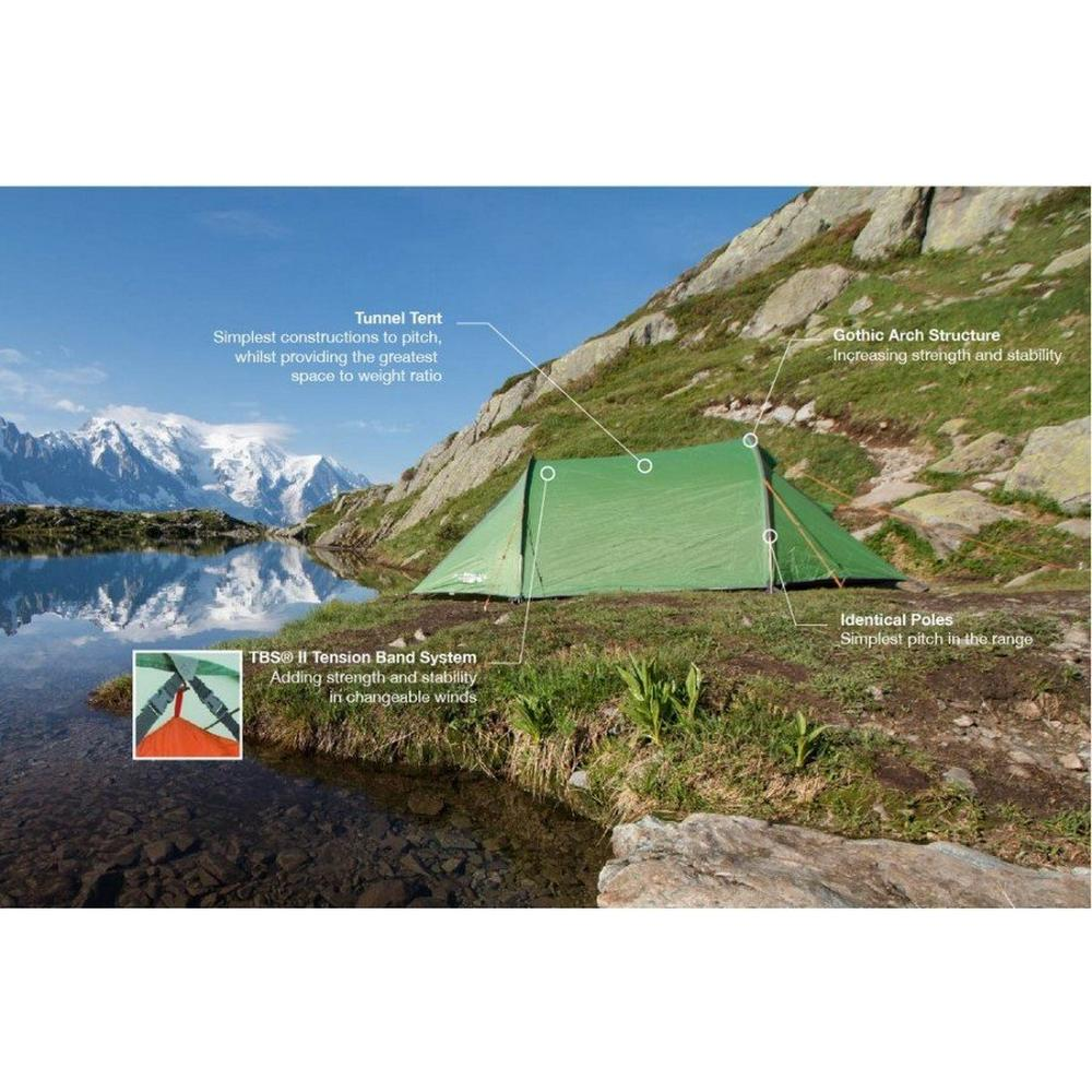 Vango SCAFELL 200+ | Two Person Tent