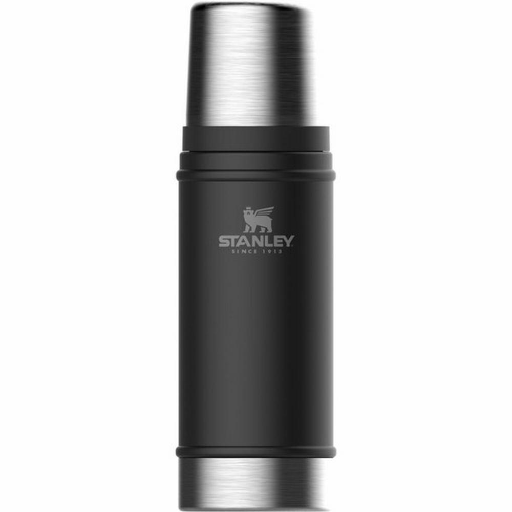 Stanley Classic Bottle XS 0.47l - Black