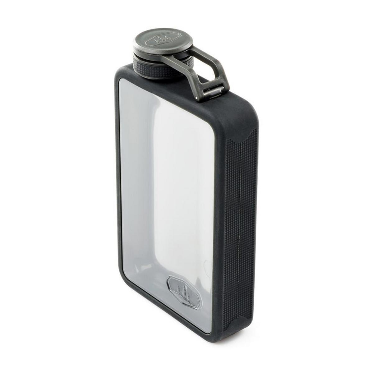 Gsi Outdoors GSI Boulder Flask 300ml Graphite