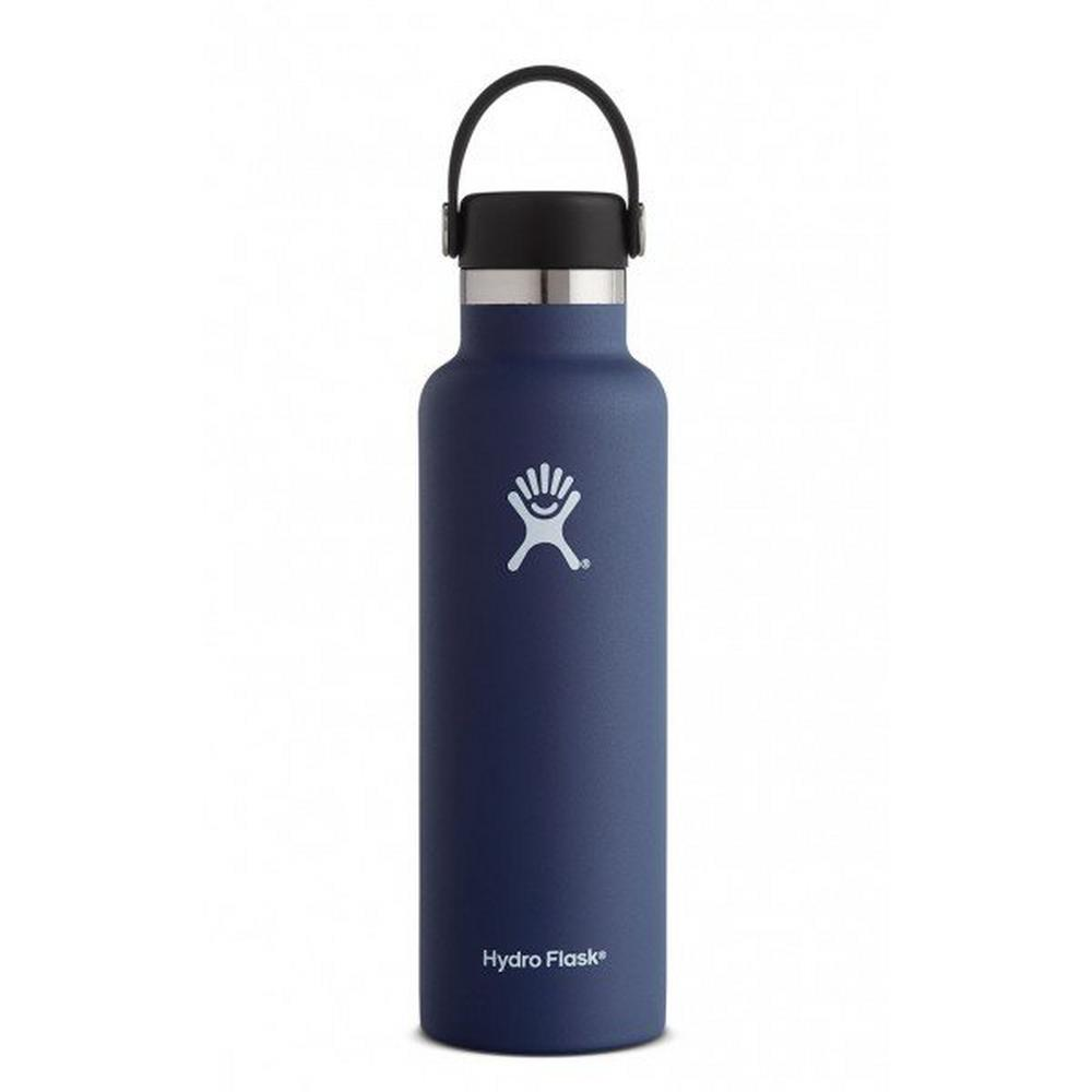 Hydro Flask HYDRATION 21oz / 0.6 L Standard Mouth Bottle Cobalt