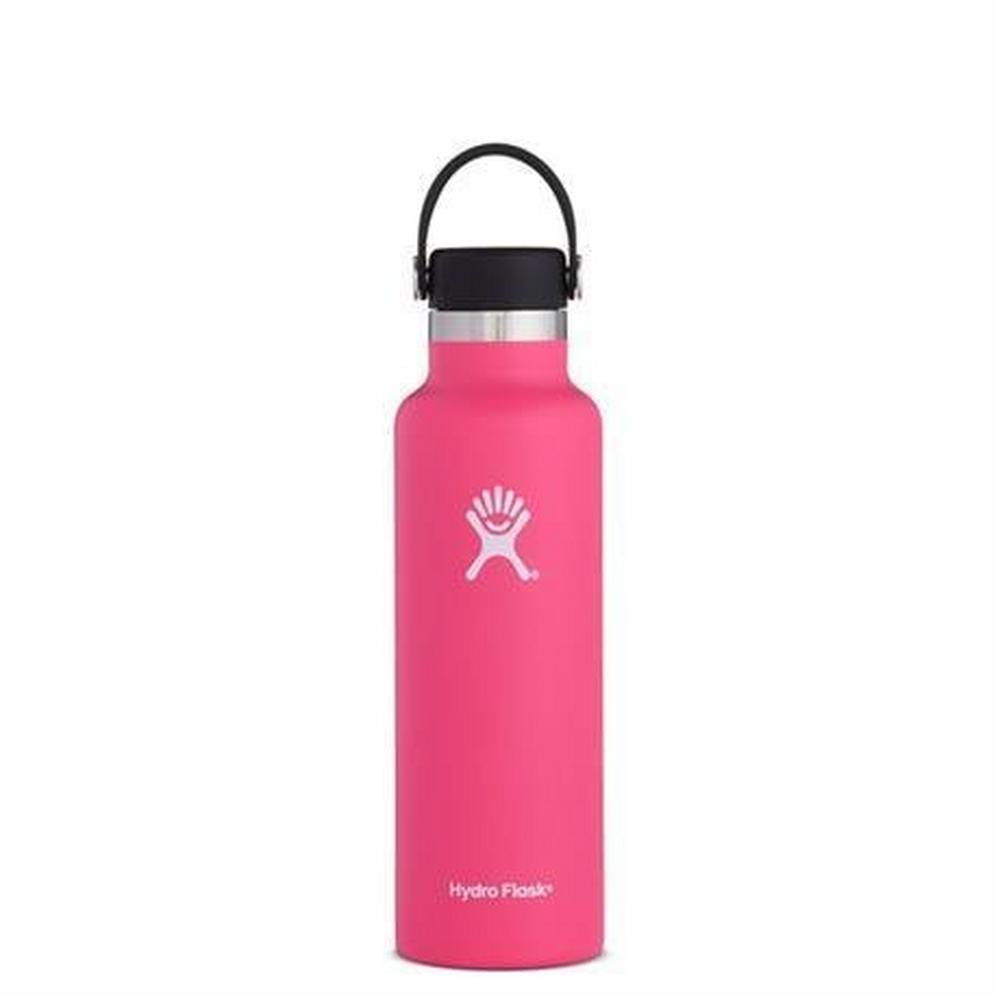 Hydro Flask HYDRATION 21oz / 0.6 L Standard Mouth Bottle Watermelon
