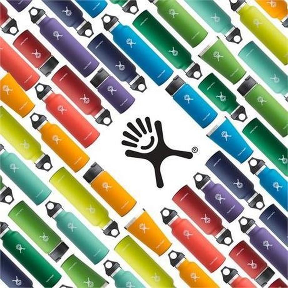 Hydro Flask Spare/Accessory: Standard Mouth Flex Cap Watermelon