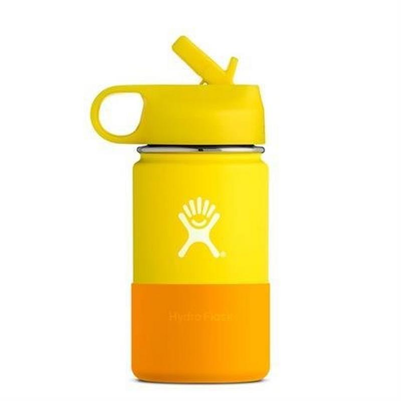 CHILDREN'S Hydration 12oz / 0.35 L Wide Mouth Bottle Lemon