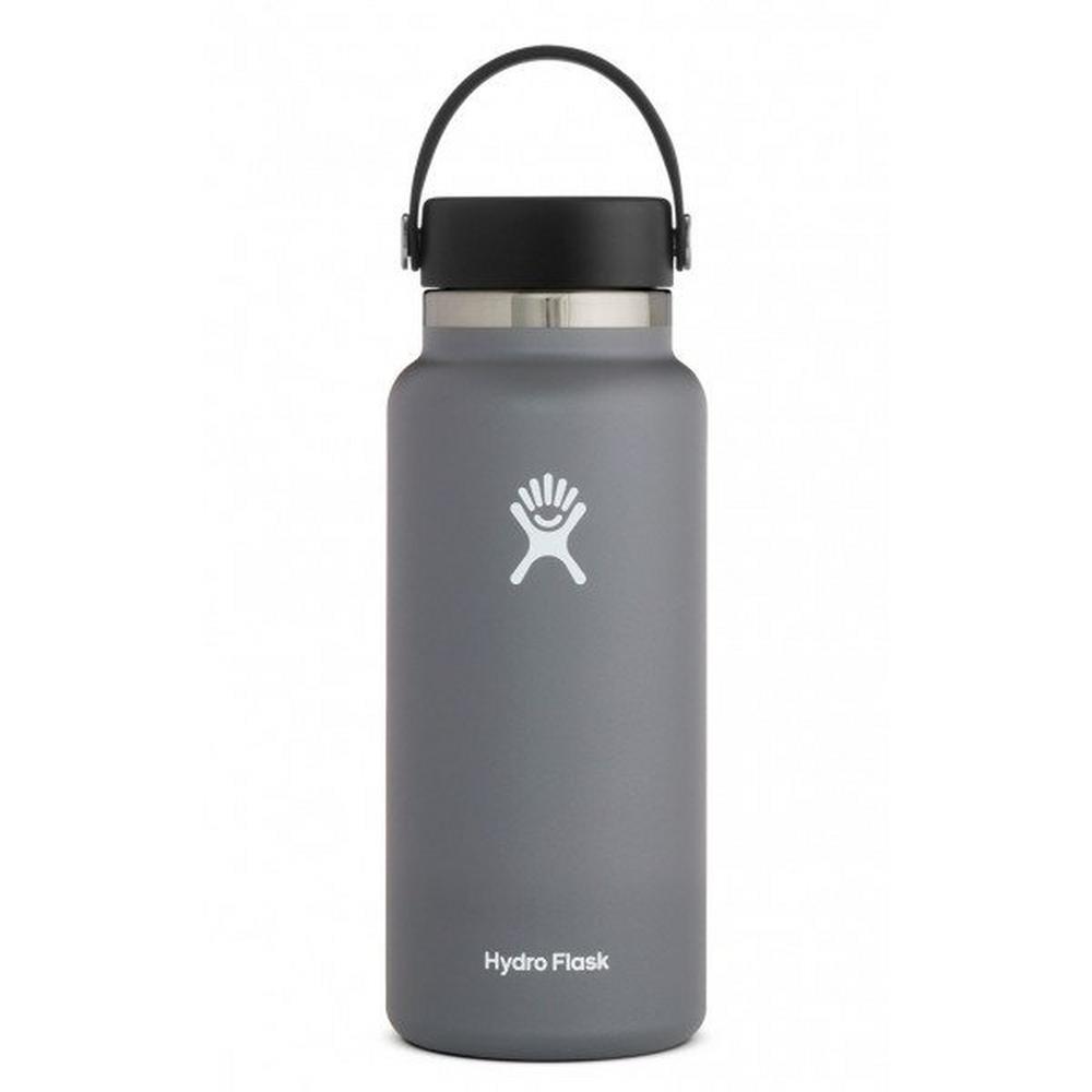 Hydro Flask 32oz Wide Mouth - Grey