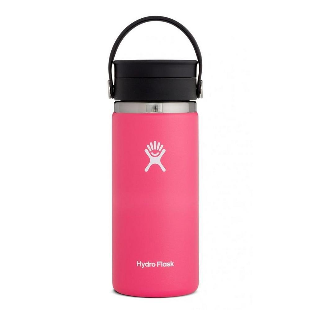 Hydro Flask 16oz Coffee Wide Mouth Flex - Watermelon