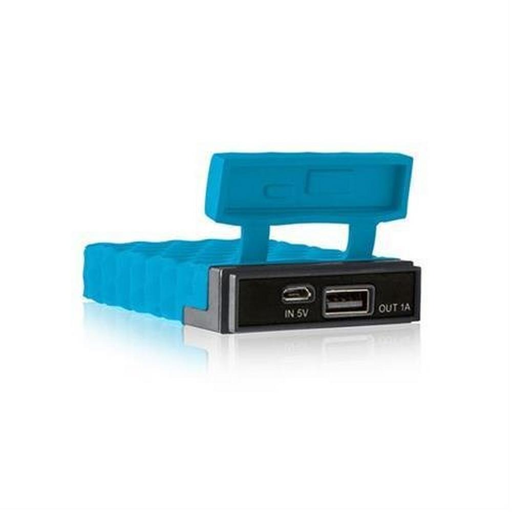 Outdoor Tech Kodiak Mini 2.0 Powerbank Blue 2600 mAh
