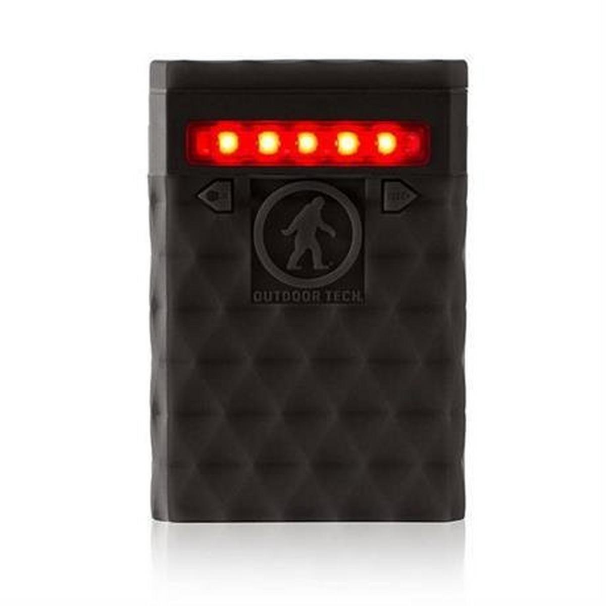 Outdoor Tech Kodiak Plus 2.0 Powerbank Black 10000 mAh