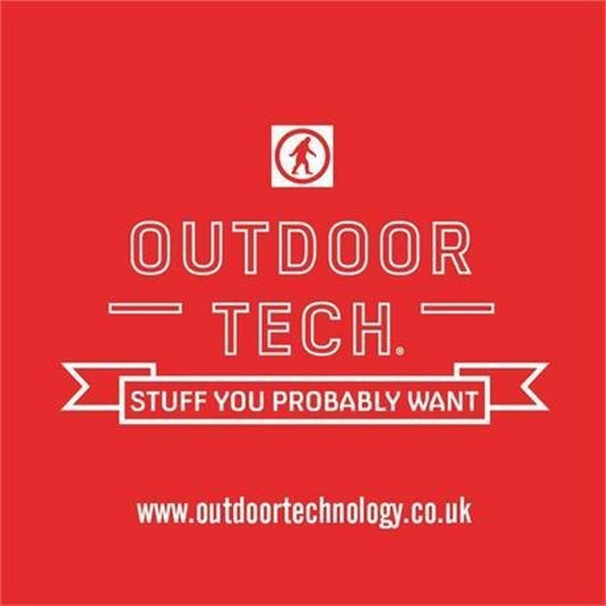 Outdoor Tech Kodiak Plus 2.0 Powerbank Red 10000 mAh