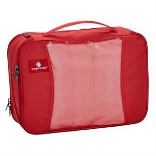 Travel Luggage: Pack-it Original Clean and Dirty Cube MEDIUM RedFire