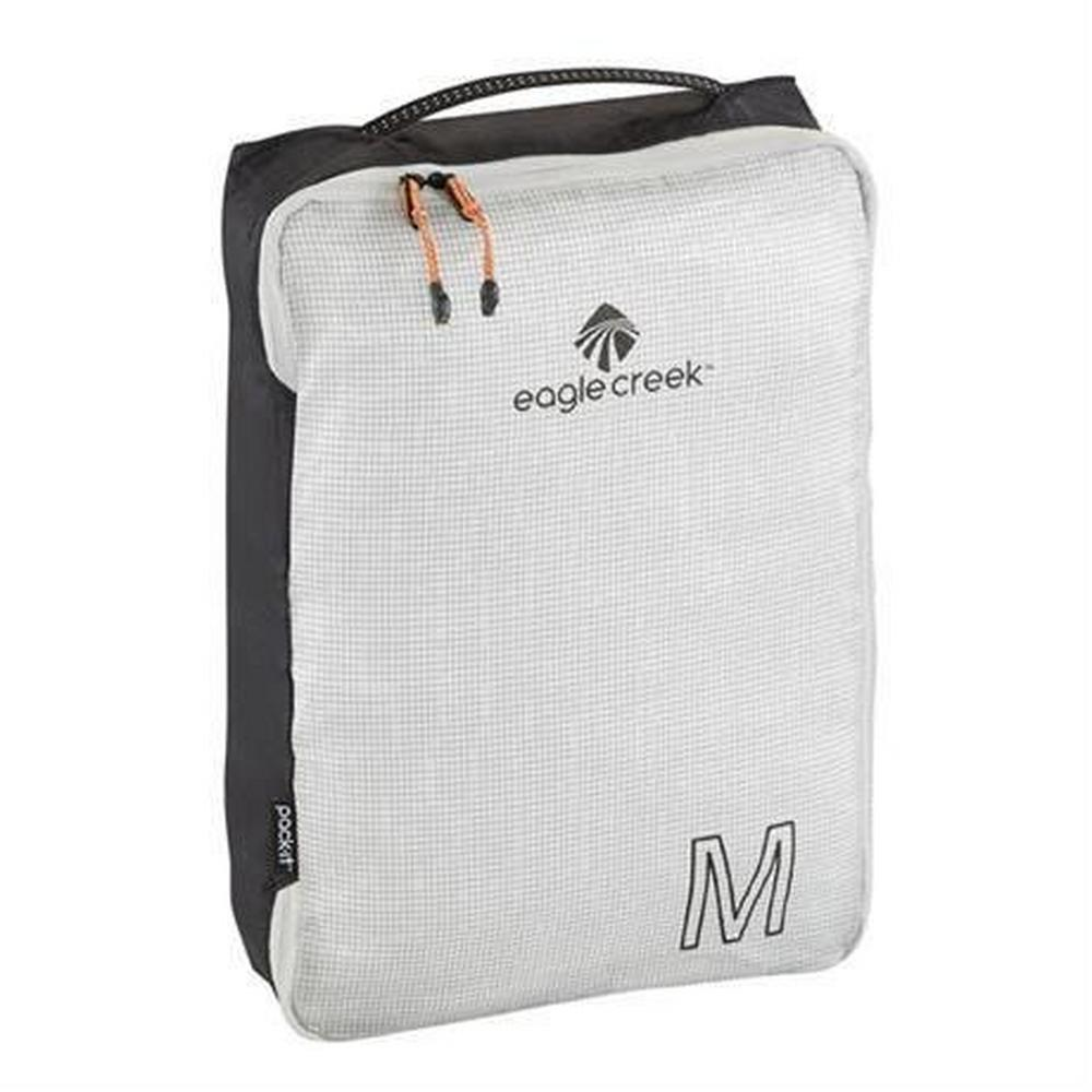 Eagle Creek Travel Lugagge: Pack-It Specter Tech Cube MEDIUM Black/White