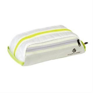 Travel Luggage: Pack-It Specter Tech Quick Trip White/Strobe Green