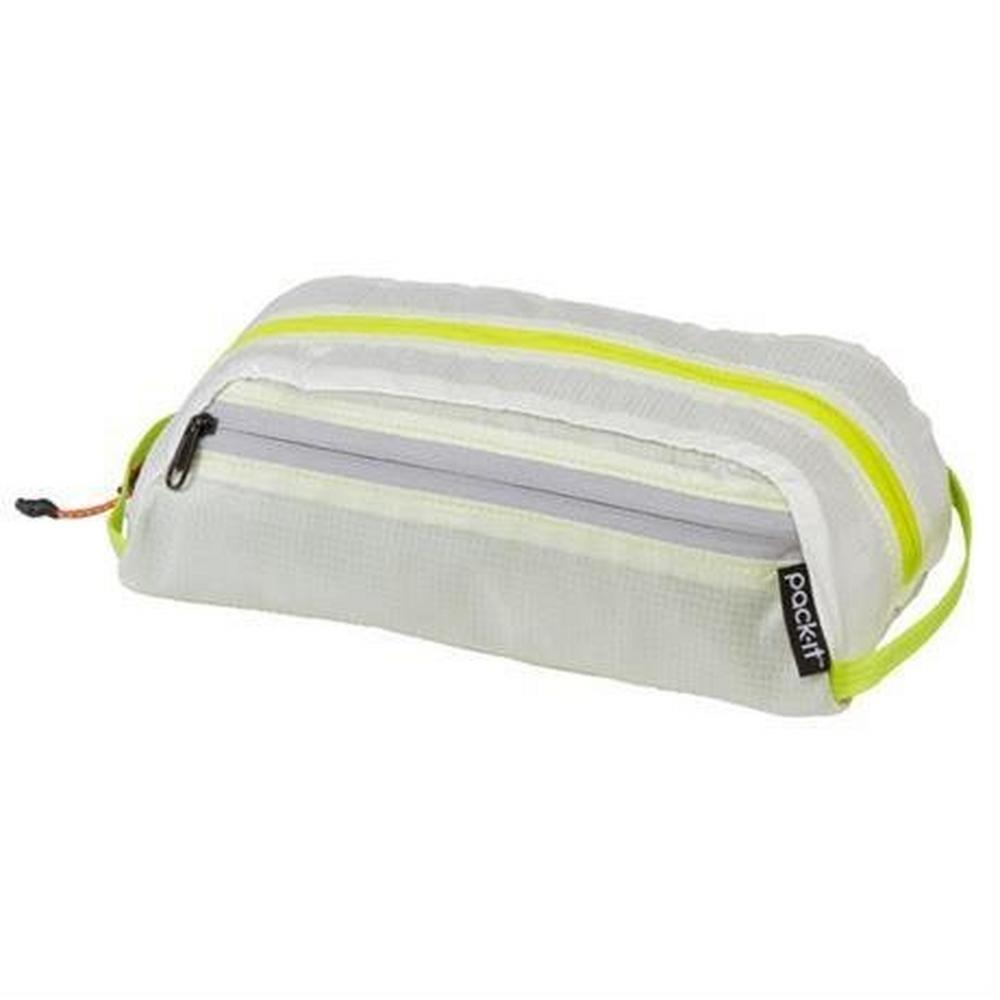 Eagle Creek Travel Luggage: Pack-It Specter Tech Quick Trip White/Strobe Green