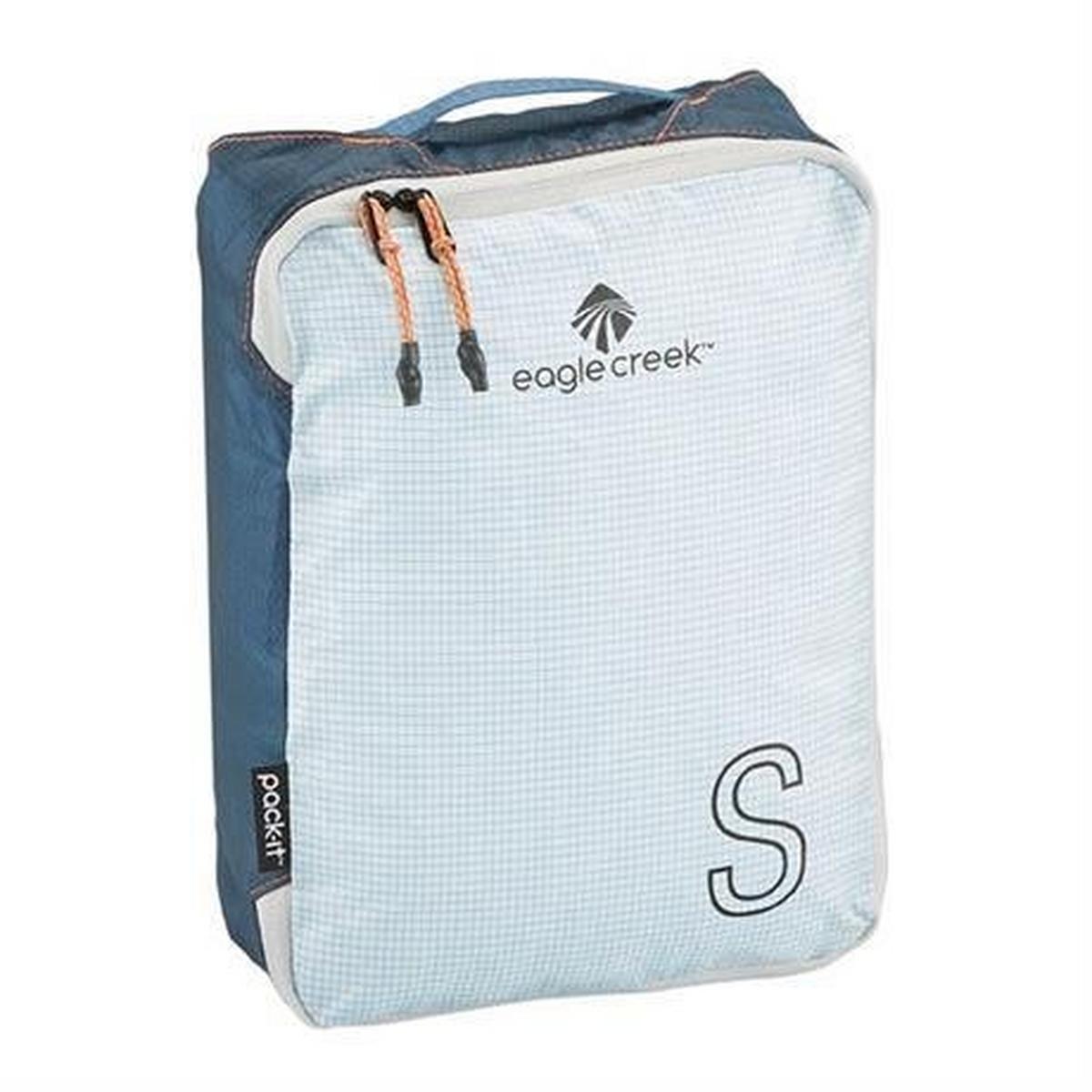 Eagle Creek Travel Lugagge: Pack-It Specter Tech Cube SMALL Indigo Blue