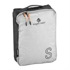 Travel Luggage: Pack-It Specter Tech Cube SMALL Black/White