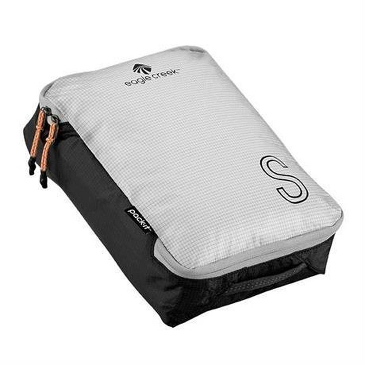 Eagle Creek Travel Luggage: Pack-It Specter Tech Cube SMALL Black/White