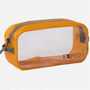 Travel Luggage: Clear Cube MEDIUM 3L Orange