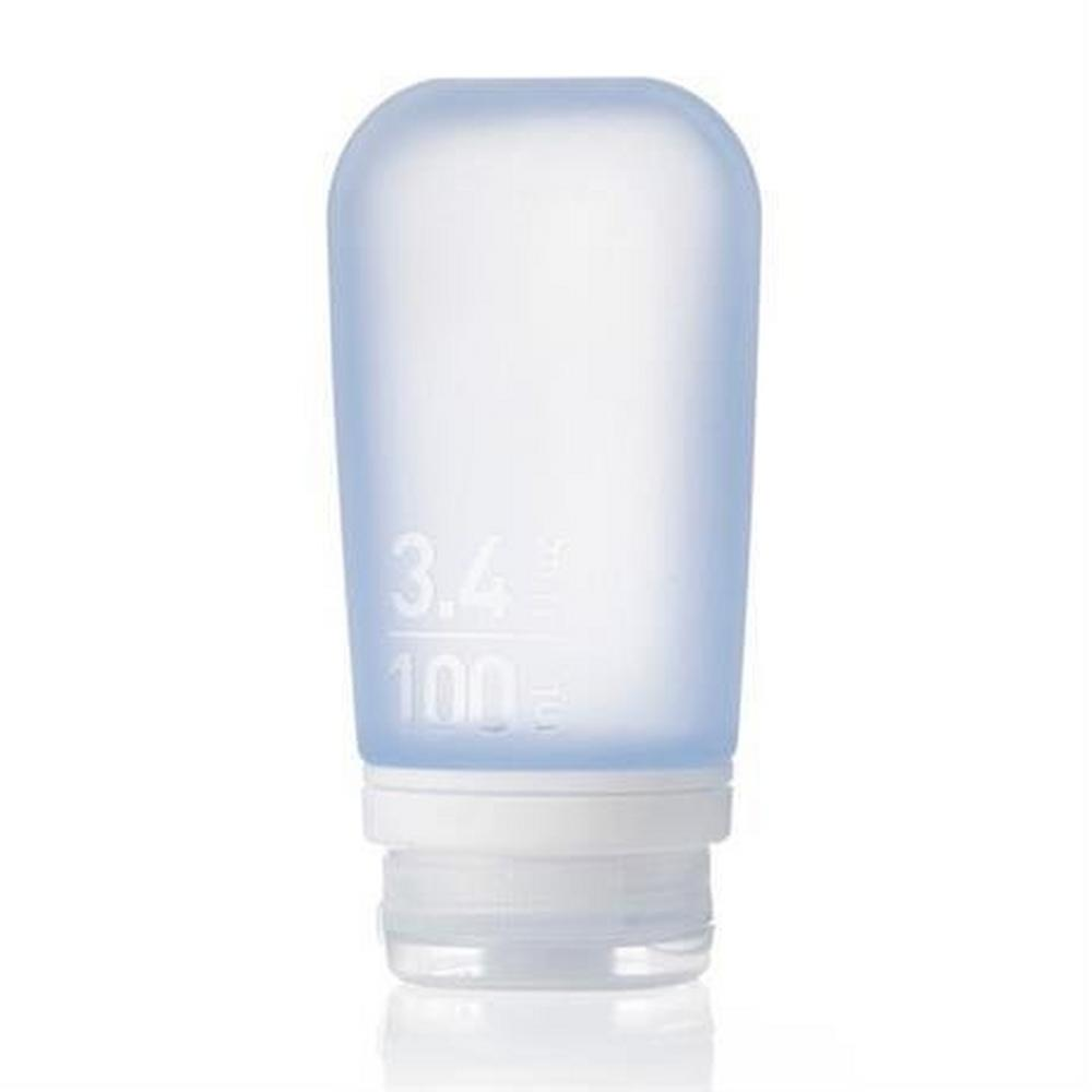 Humangear GoToob+ 3 Pack LARGE 100ml Clear/Green/Blue