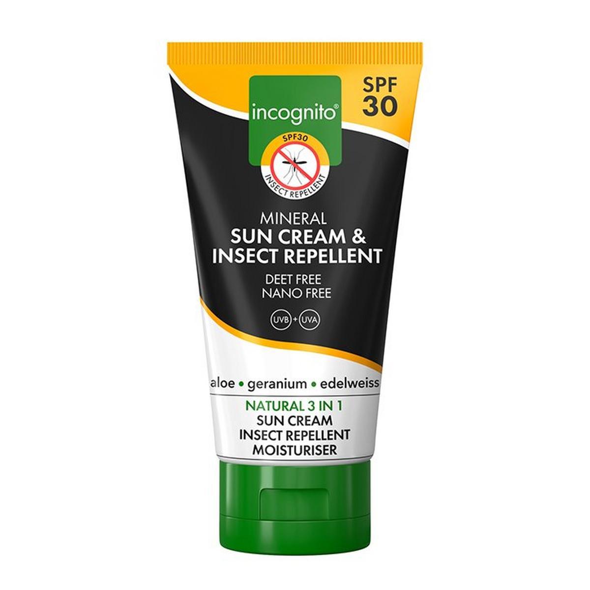Incognito Repell Suncream SPF30 75ml