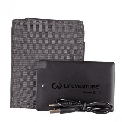 Lifeventure RFiD Charging Wallet