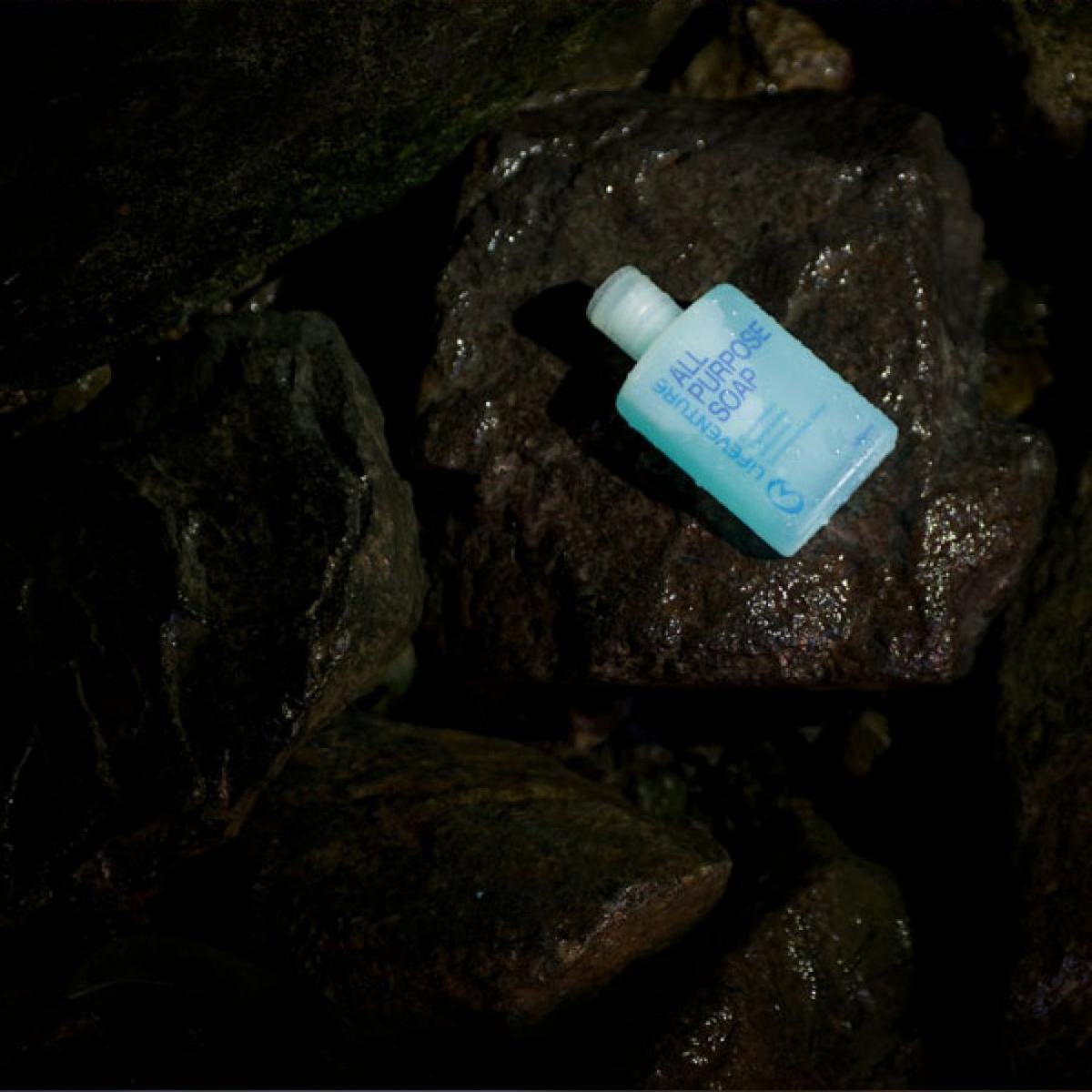 Lifeventure All Purpose Soap 100ml