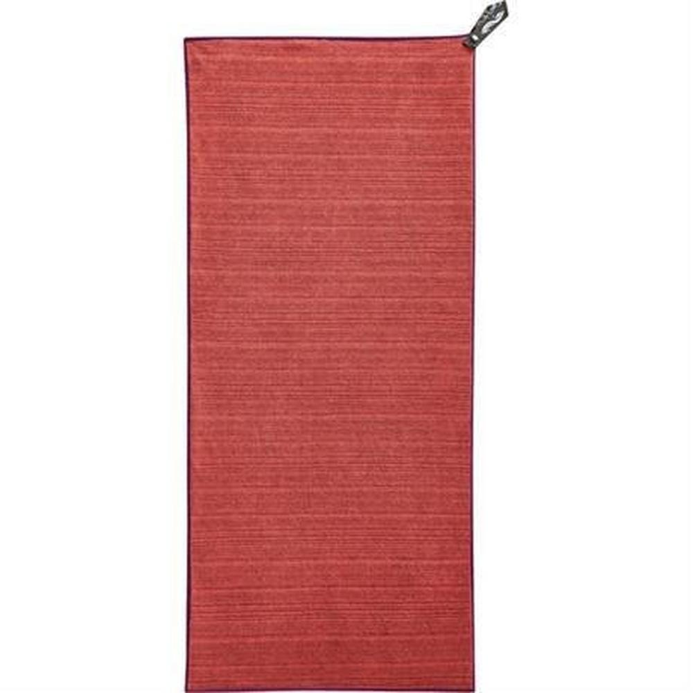 Packtowl Luxe Towel BEACH XXL Vivid Coral