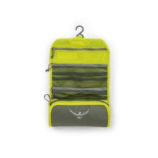 Travel Washbag Ultralight Roll Electric Lime