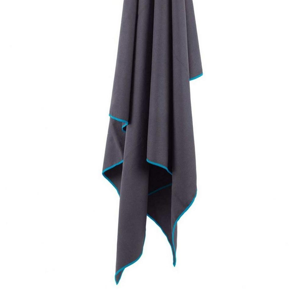 Lifeventure Recycled SoftFibre Towel Extra-Large - Grey