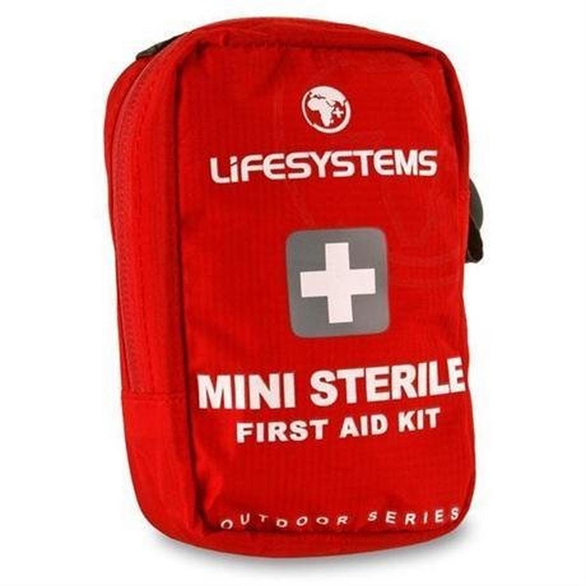 Lifesystems First Aid Mini Sterile Kit
