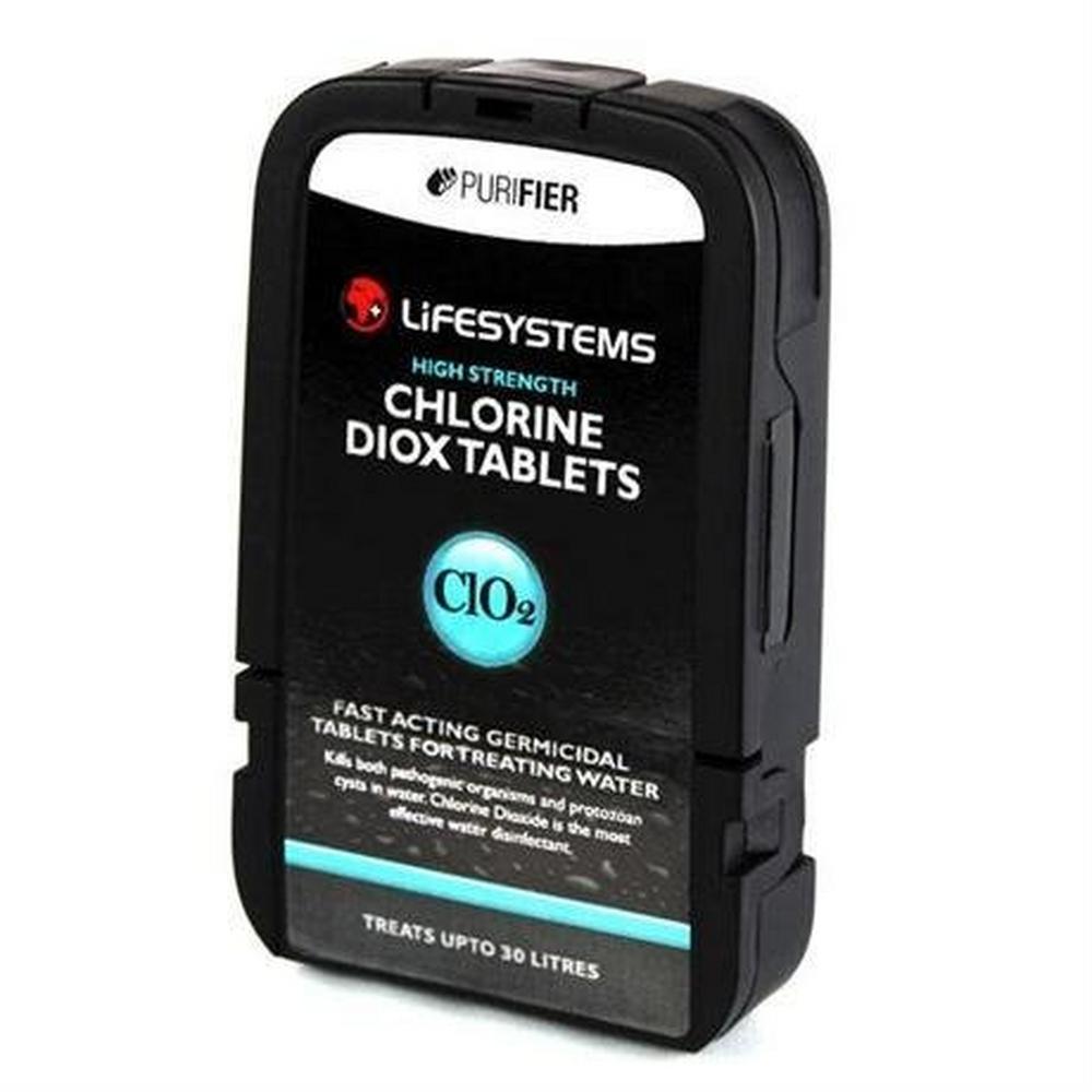 Lifesystems Chlorine Dioxide Tablets