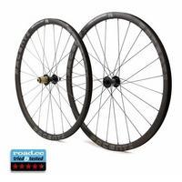 Forza Carbon Wheelset - Disc Brake