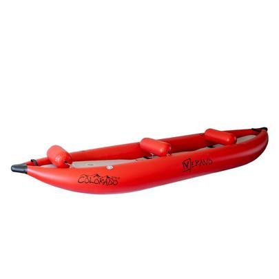 Verano Colorado Duo Inflatable - Red