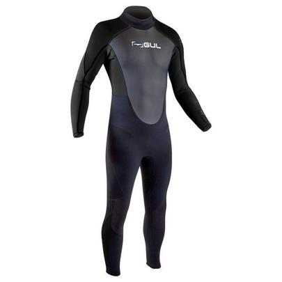 Gul Men's Response 3-2mm Wetsuit - Black