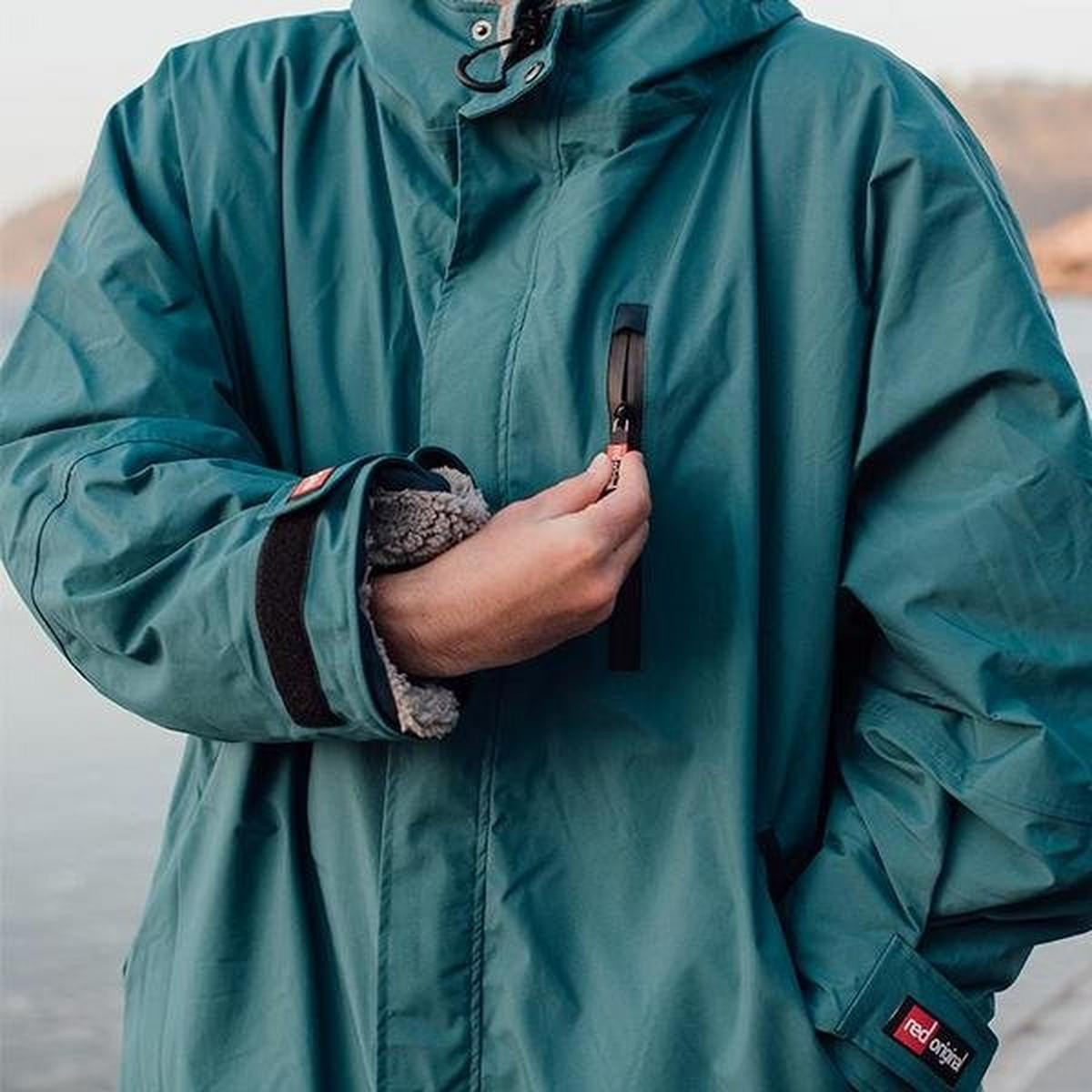 Red Paddle Red Original Pro Change Jacket LS - Firestone Teal