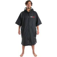 Advance Short Sleeve - Black/Grey
