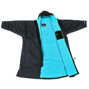Advance Long Sleeve - Black/Blue