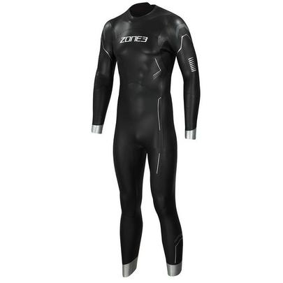 Zone3 Men's Agile Wetsuit - Black/Grey