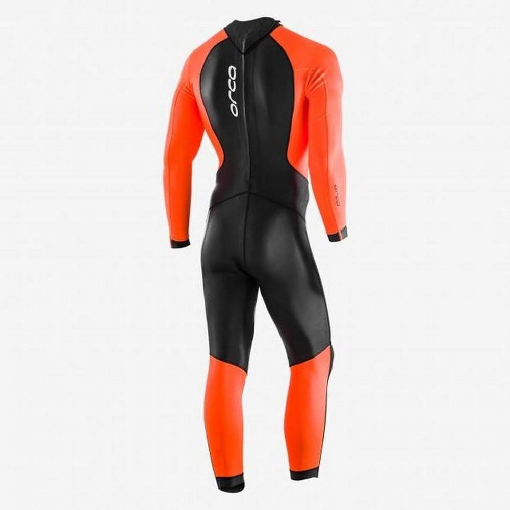 Orca Men's Openwater Core Hi-Vis Wetsuit - Black